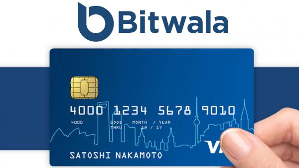 Bitwala Debit Karte