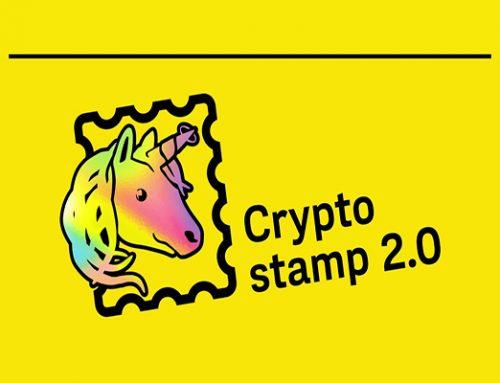 Crypto Stamp 2.0 – Blockchain-Briefmarken ab jetzt verfügbar