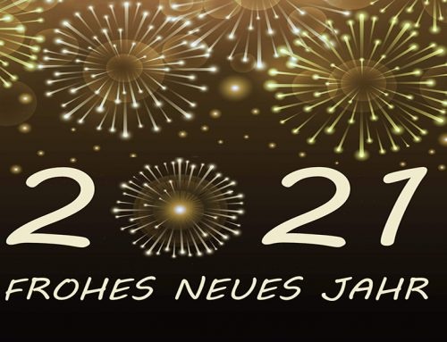 Frohes Neues 2021!